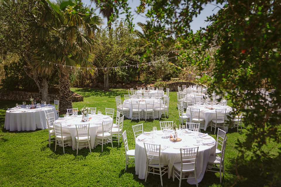 Ibiza Wedding Venues - a photo of Agroturismo Can Gall